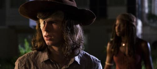 The Walking Dead 8x08: ¿personaje principal realmente fue mordido ... - peru.com