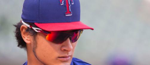 Yu Darvish agreed to a long-term deal with the Cubs. Image Source: Flickr   Keith Allison