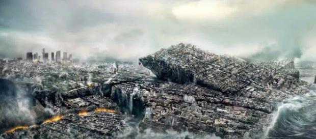 """Cum ar arăta California dacă """"Big One"""" ar lovi pe falia San Andrea - Foto: www.wikistrike.com"""