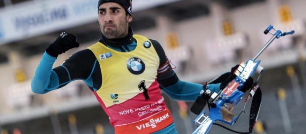 Nove Mesto : Martin Fourcade domine la mass-start et s'offre un ... - francetvinfo.fr