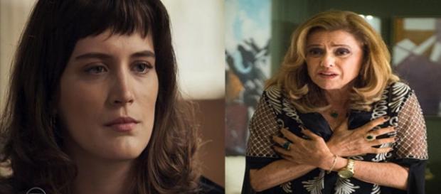 Sophia pagará caro em 'O Outro Lado do Paraíso'. (Foto: Divulgação TV Globo)