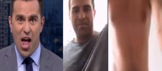 Suposto vídeo íntimo de Rodrigo Bocardi tornou-se assunto mais comentado.