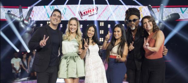 ''The Voice Kids'' inicia a fase de batalhas