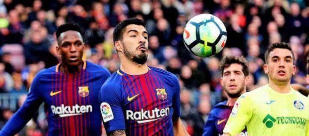 Yerry Mina chegou a Barcelona em janeiro