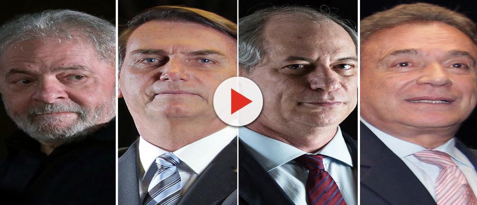 O que os pré-candidatos à Presidência pensam sobre a intervenção no Rio