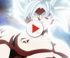 a forma definitiva de Son Goku feita por Toriyama