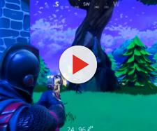 Ali-A in one of his 'Fortnite' gameplays - YouTube/Ali-A