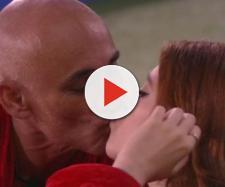Ayrton deu o que falar ao beijar a filha de novo no 'Big Brother Brasil', da TV Globo