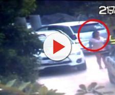 Bancária é presa abusando em menino dentro de carro de luxo, no Morro do Moreno