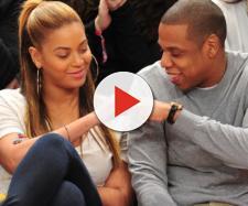 Blue Ivy é filha de Beyoncé e Jay-Z