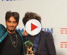 """Ermal Meta e Fabrizio Moro trionfano a #Sanremo2018: """"La nostra è ... - sanremonews.it"""