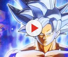 Goku usando el Ultra Instinto perfeccionado