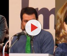Lega, Salvini snobba Fabio Fazio e va da Barbara D'Urso