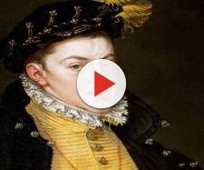 Retrato del príncipe don Carlos, realizado por el pintor Coello.