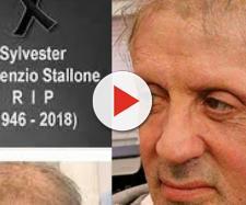 Sylvester Stallone è morto: la notizia che corre veloce sul web