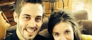 Derick Dillard with Jill from social network post