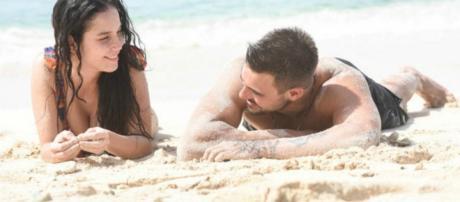 Francesco Monte torna a L'isola dei Famosi 2018 per Paola