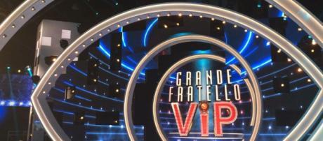 Grande Fratello Vip 2017 logo della trasmissione