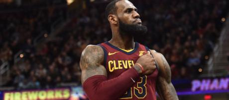 LeBron James a los Warriors? ¿Y por qué no a los Lakers? - elespanol.com