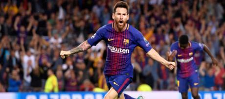 Lionel Andrés Messi Cuccittini, conocido como Leo Messi
