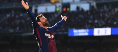 Lionel Messi parece afinar su reputación como uno de los grandes de la historia con más platería esta temporada