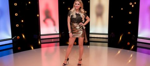 "Cathy Lugner (28) nimmt heute Abend bei RTL2 ""Naked Attraction"" teil / Foto: RTL2, Claudius Pflug"
