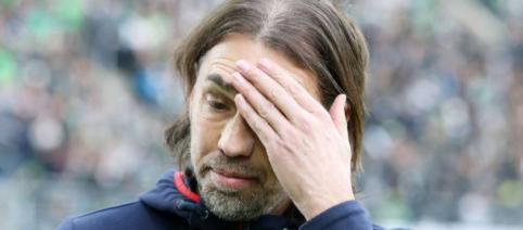 Martin Schmidt tritt als Trainer des VfL Wolfsburg zurück. - blick.ch