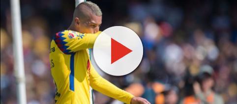 Mateus Uribe podría quedar fuera del Clásico Nacional