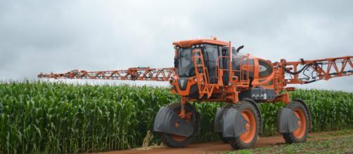 Agricultura de precisión facilita el trabajo.