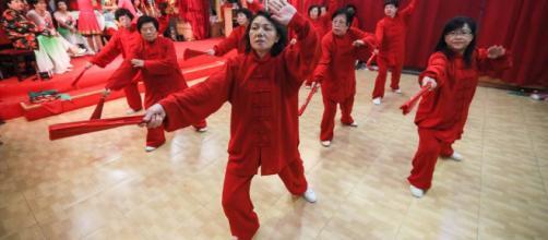 Año nuevo chino: El Perro se asoma a 'chinatown' | Madrid | EL PAÍS - elpais.com