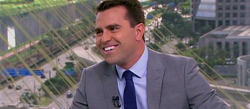 Apresentador da Globo diz que vai em busca dos seus direitos