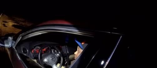 Bodycam footage: VSU basketball player arrested. - [WAVY TV 10 / YouTube screecanp]