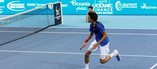 Calvin Henery - Vegan ATP Player | Beegans Online - beegans.com