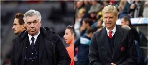 El Arsenal no reemplazará a Arsene Wenger con Carlo Ancelotti