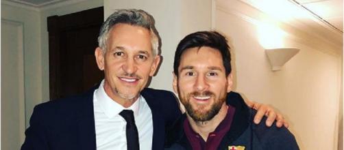 El ex jugador no dudó en describir a Leo Messi como el mejor jugador