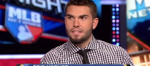 Eric Hosmer signs with San Diego Padres. - [MLB Network / YouTube screencap]