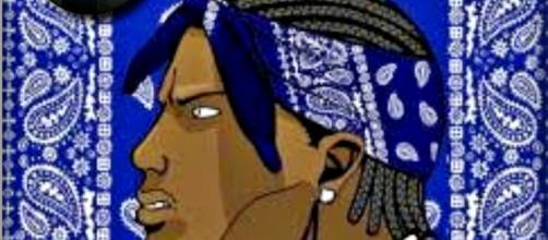 Famosa gangue americana, os Crips eram conhecidos pela violência e pelas roupas azuis