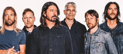 Foo Fighters desembarca no Brasil no final do mês (Divulgação)
