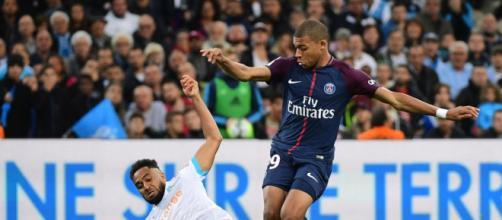 Foot PSG - OM-PSG : Mbappé élu à l'unanimité plus mauvais joueur ... - foot01.com
