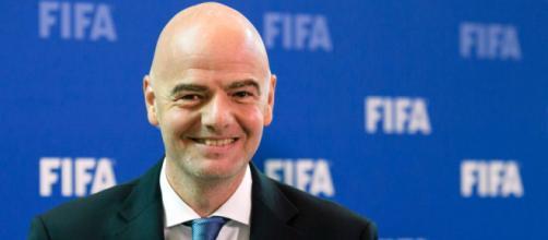 Il presidente della FIFA Gianni Infantino vuole rivoluzionare il calciomercato ... - thesun.co.uk