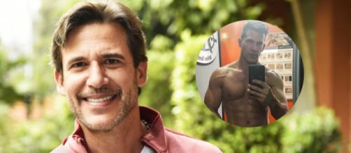 Jorge Aravena choca postando foto nu aos 48 anos.