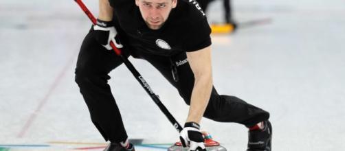 Krushelnitsky, quien ganó a su esposa en dobles mixtos en los Juegos Olímpicos de Invierno el martes, es sospechoso de dar positivo por meldonium