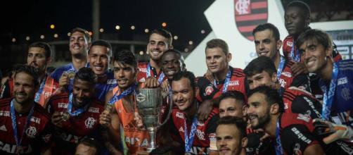 La Copa Guanabara con el Flamengo lo que los colocó en la semifinal del Campeonato Carioca.