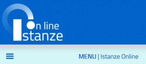 La piattaforma Istanze OnLine sul sito del Miur