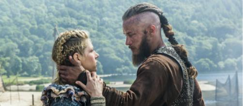 Lagertha and Ragnar Lothbrok of History's Vikings | The Scribe's ... - thescribesdesk.com