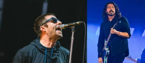 Liam Gallagher e Dave Grohl avvieranno una collaborazione?