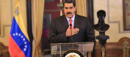 Maduro es rechazado y burado en redes sociales