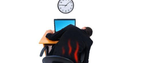 Más tiempo en las oficinas enferma a los empleados