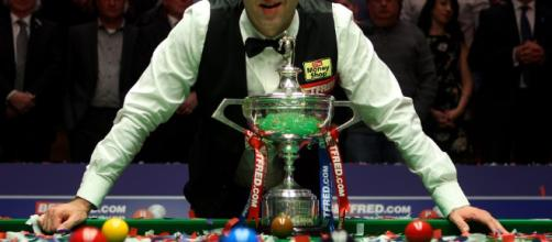 Snooker's enigmatic Ronnie O'Sullivan has published a crime novel ... - sundaypost.com