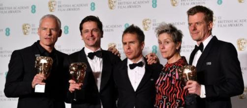 Three Billboards» grand vainqueur des Bafta Awards - Libération - liberation.fr